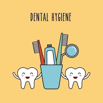 Zahnhygiene design