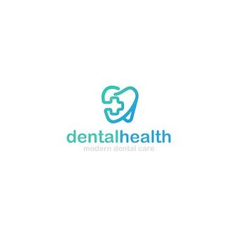 Zahnmedizinisches logo