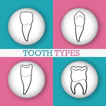 Zahnpflege design