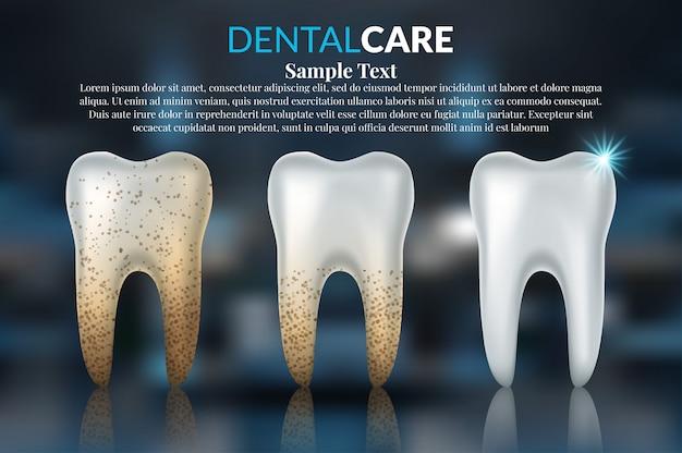 Zahnpflege und zähne