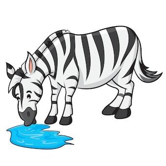 Zebra-cartoon