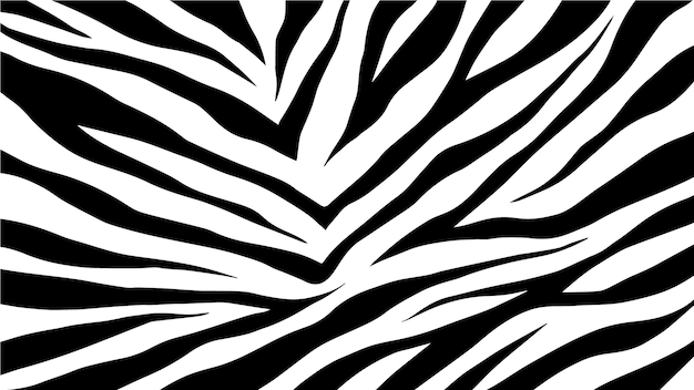 Zebradruck-textur