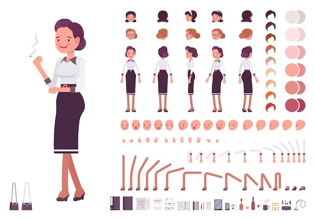 Zeichensatz für sekretärszeichen