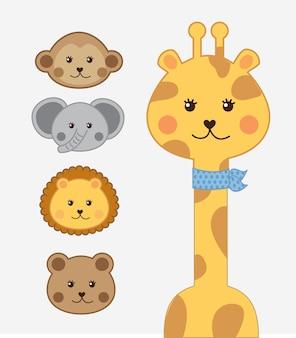 Zeichnungen von tieren
