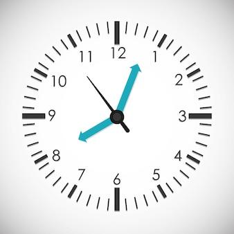 Zeit-konzept