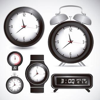 Zeit symbole