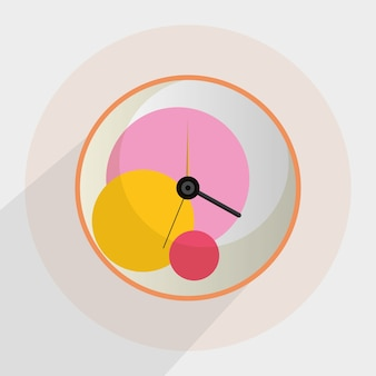Zeit und uhren design