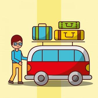 Zeit zu reisen