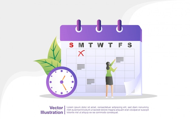 Zeitplan und planung, erstellung eines persönlichen studienplans, planung der geschäftszeiten, veranstaltungen und neuigkeiten, erinnerung und zeitplan.