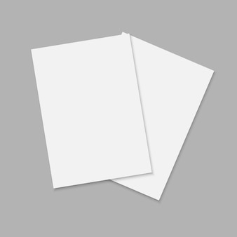 Zeitschrift oder zeitschrift mit blatt