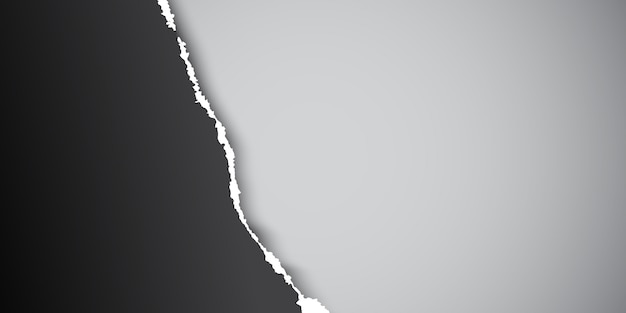 Zerrissener papierhintergrund