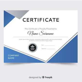 Zertifikatvorlage