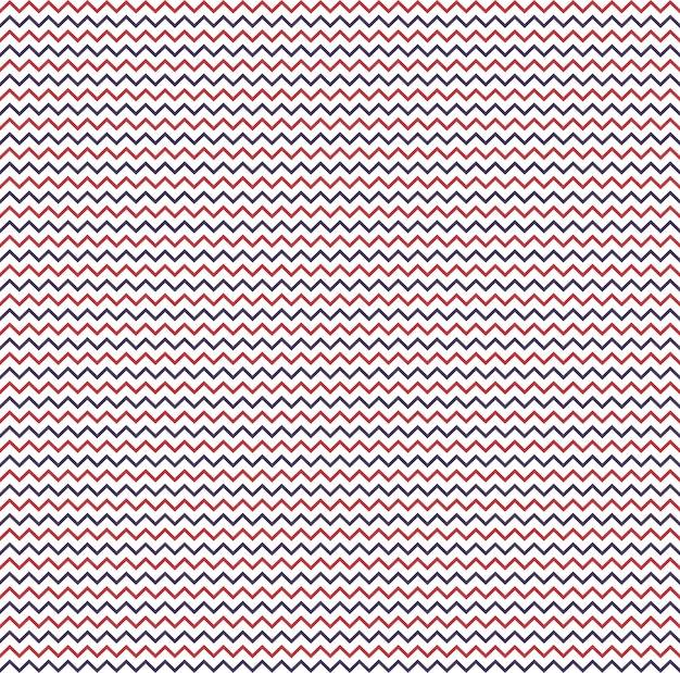 Zickzack-muster. geometrischer einfacher hintergrund. kreative und elegante stilillustration