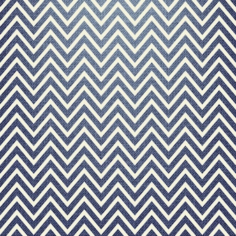 Zickzackmuster auf textil. abstrakter geometrischer hintergrund, vektorillustration. kreatives und luxuriöses bild