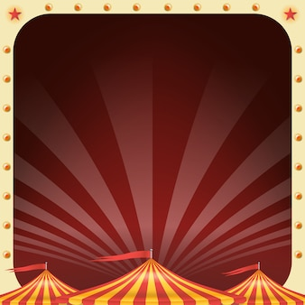 Zirkus-plakat