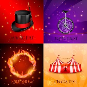 Zirkus realistisch