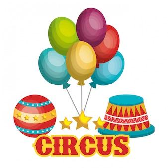 Zirkus show design