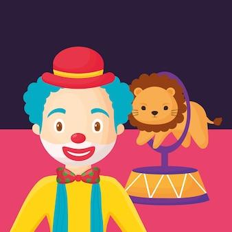 Zirkuskarneval design