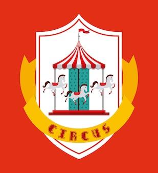 Zirkusshow-Design