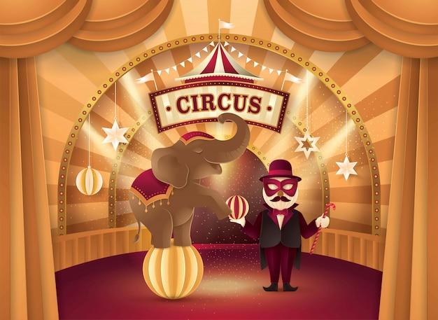 Zirkusshow