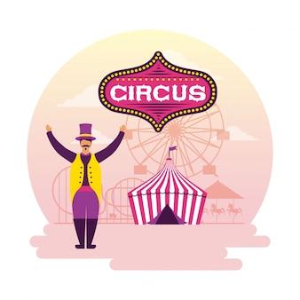 Zirkusspaßmesse