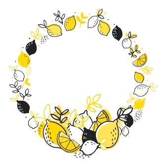 Zitronenkranz