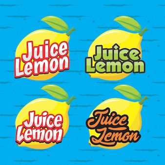 Zitronensaft logo