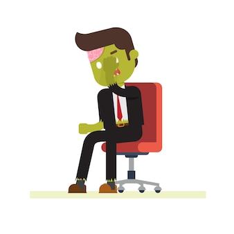 Zombie-büro