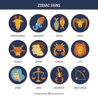 Zoodiac zeichen