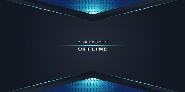 Zucken derzeit offline hintergrund