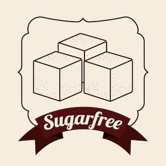 Zuckerfreies produktdesign