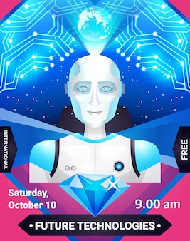 Zukunftstechnologien poster