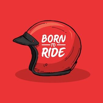 Zum reiten geboren