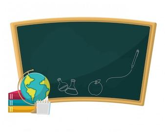 Zurück zur Schulkarikatur