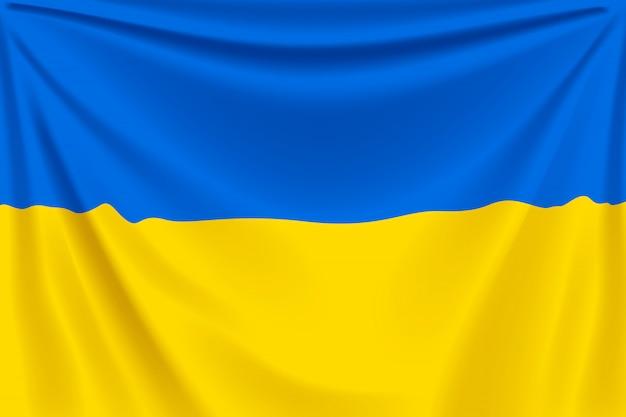 Zurück flagge ukraine