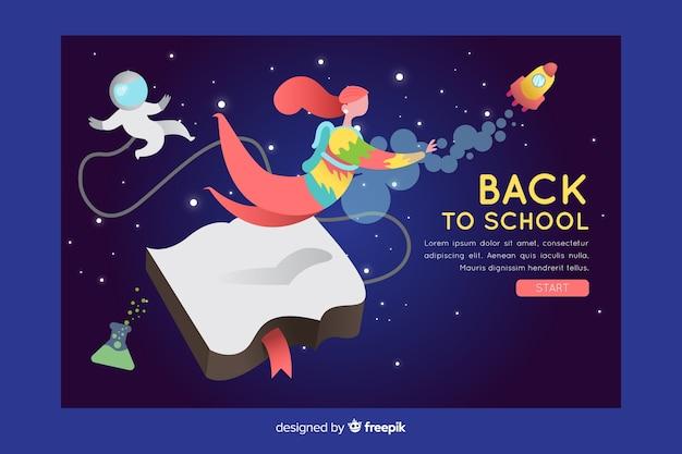 Zurück zur landingpage der schule