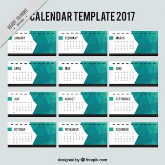 Zusammenfassung 2017 kalendervorlage