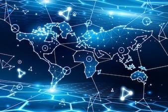 Zusammenfassung des Weltnetzes
