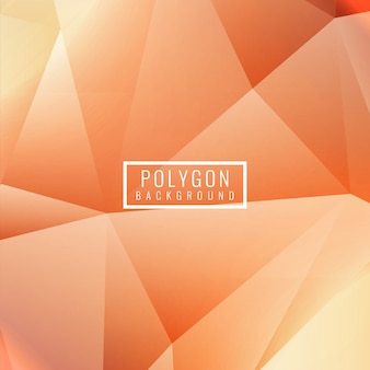Zusammenfassung eleganten hintergrund design polygon