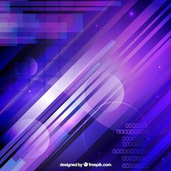 Zusammenfassung hintergrund in lila tönen