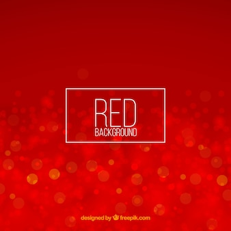 Zusammenfassung roten bokeh hintergrund