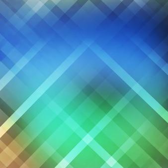Zusammenfassung unscharfen blauen und grünen hintergrund