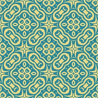 Zwei farben nahtlose abstrakte form. einfacher musterverzierungshintergrund
