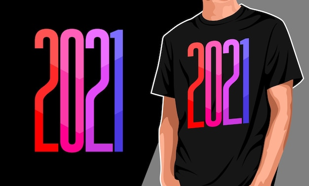 Zweitausend einundzwanzig grafische t-shirt