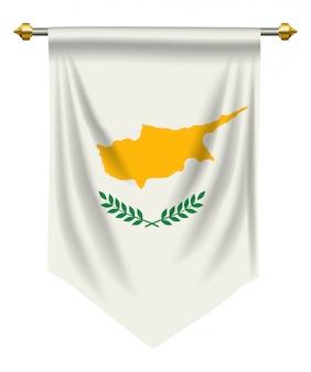 Zypern wimpel