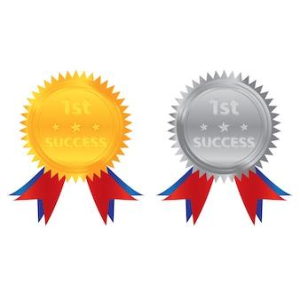 1ª moeda de ouro de sucesso