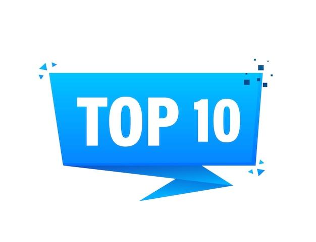 10 principais