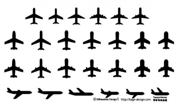 2 aviões