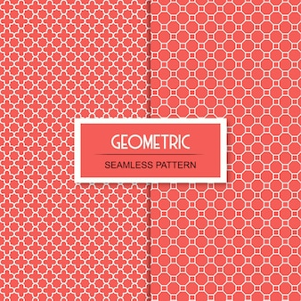 2 padrões geométricos sem emenda