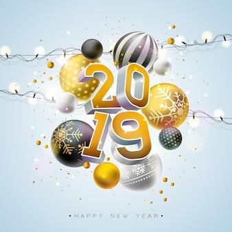 2019 feliz ano novo